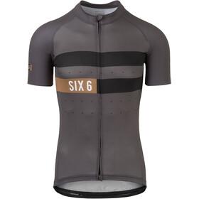 AGU Six6 Classic Shortsleeve Jersey Herren grey